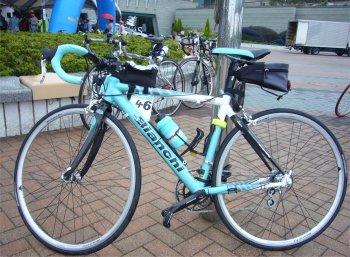 こなきのバイク、Bianchi - Nirone