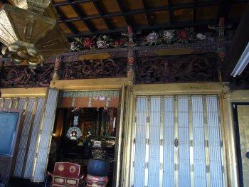 呉ヘリテージ、大東寺の内部
