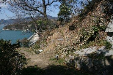 長浜の山道