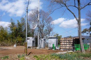 螺山のテレビ塔