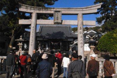 長浜の入江神社