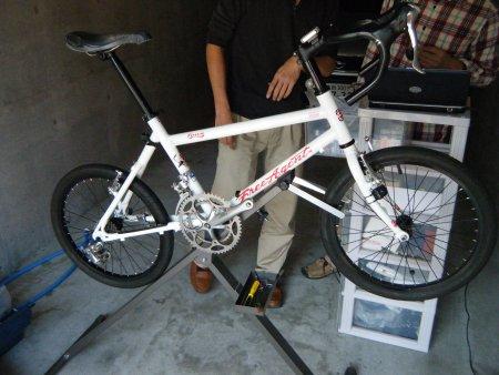 Tさん's New-Bike