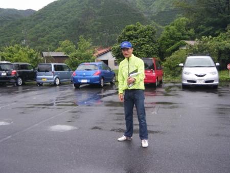yoshiさんブリーフィング