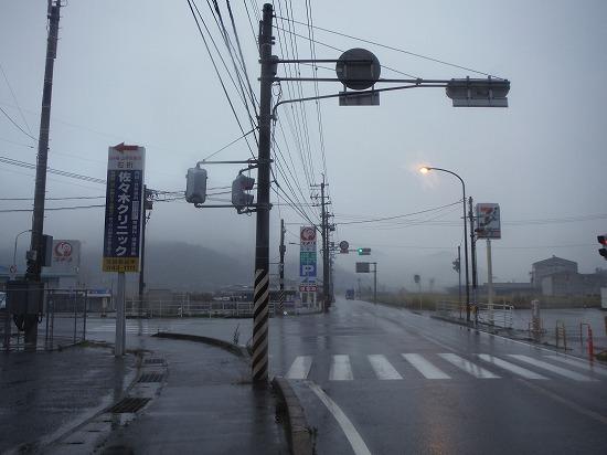 吉田分れ交差点