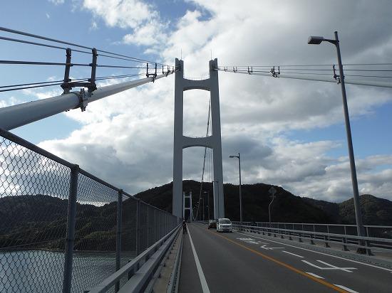 豊島大橋(復路)