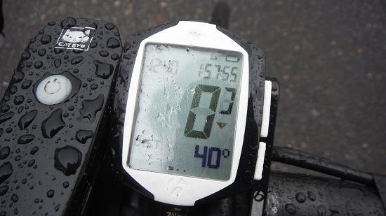 40キロ地点
