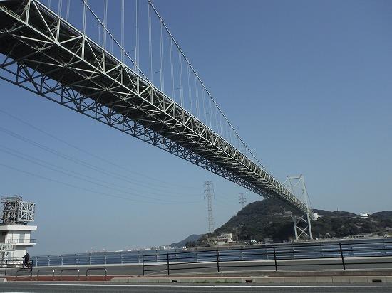 関門海峡大橋