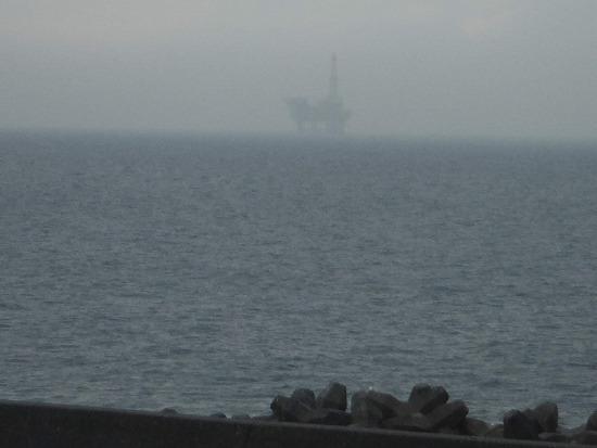 海底油田?