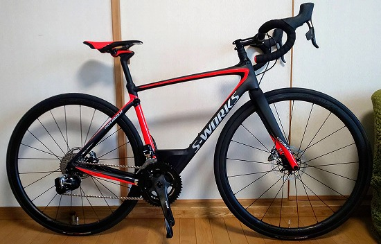 S-WORKS ROUBAIX DISC ETAP