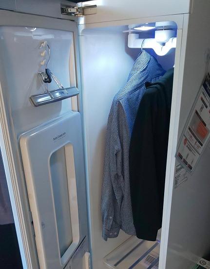 サムスン製 衣類清浄機