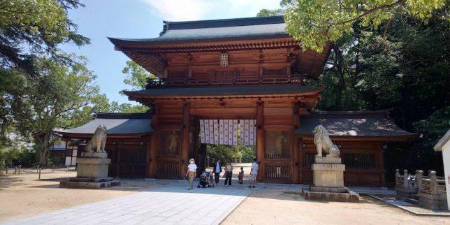 大山祇(おおやまづみ)神社
