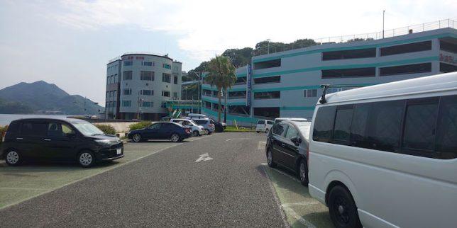 例の駐車場
