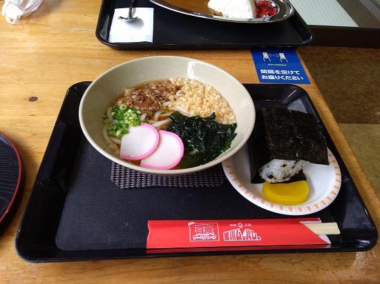 学食的な麺類w
