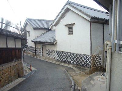 ヘリテージ・澤原家の倉