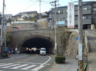 ヘリテージ・長の木トンネル