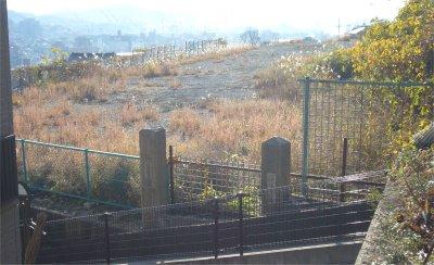 ヘリテージ・上山田町の空き地