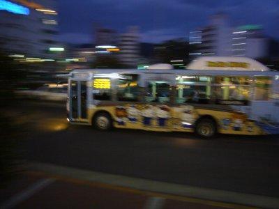 ヘリテージ・キティちゃんバス